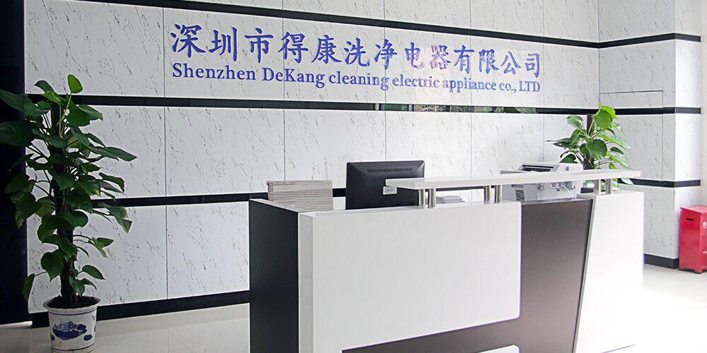 máquina limpiadora ultrasónica
